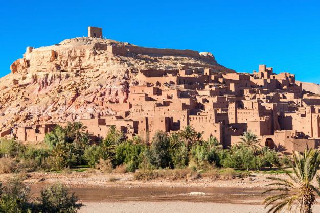 Le Maroc, en réalité : un itinéraire paradisiaque