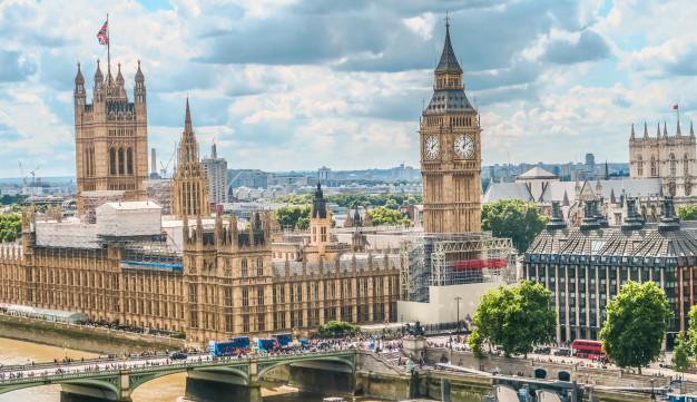 Randonnée à Londres